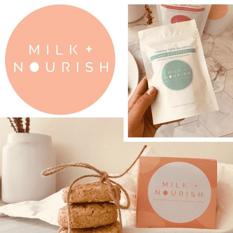 Milk Nourish